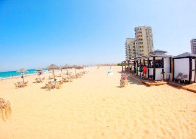 la mejor playa de la manga