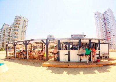 pepinos beach la manga chiringuitos